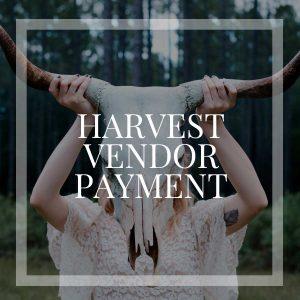 harvest-vendor-payment