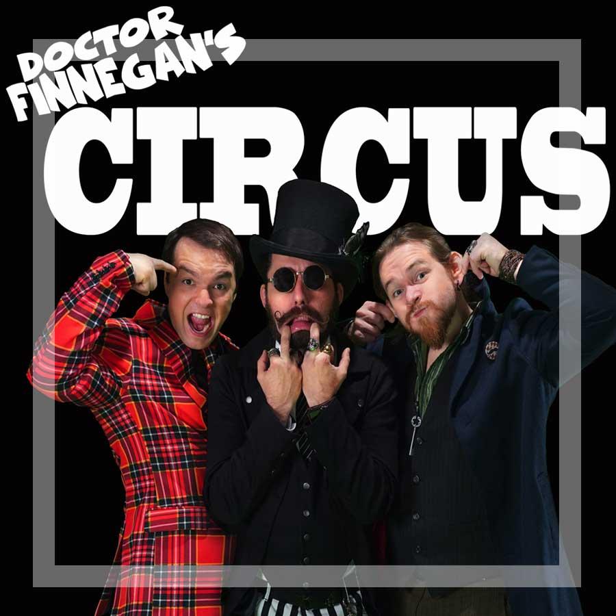 dr finnegans circus