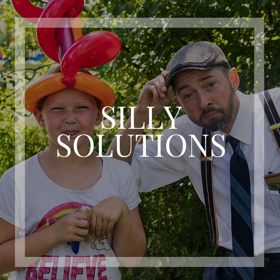 Silly Solutions balloon art