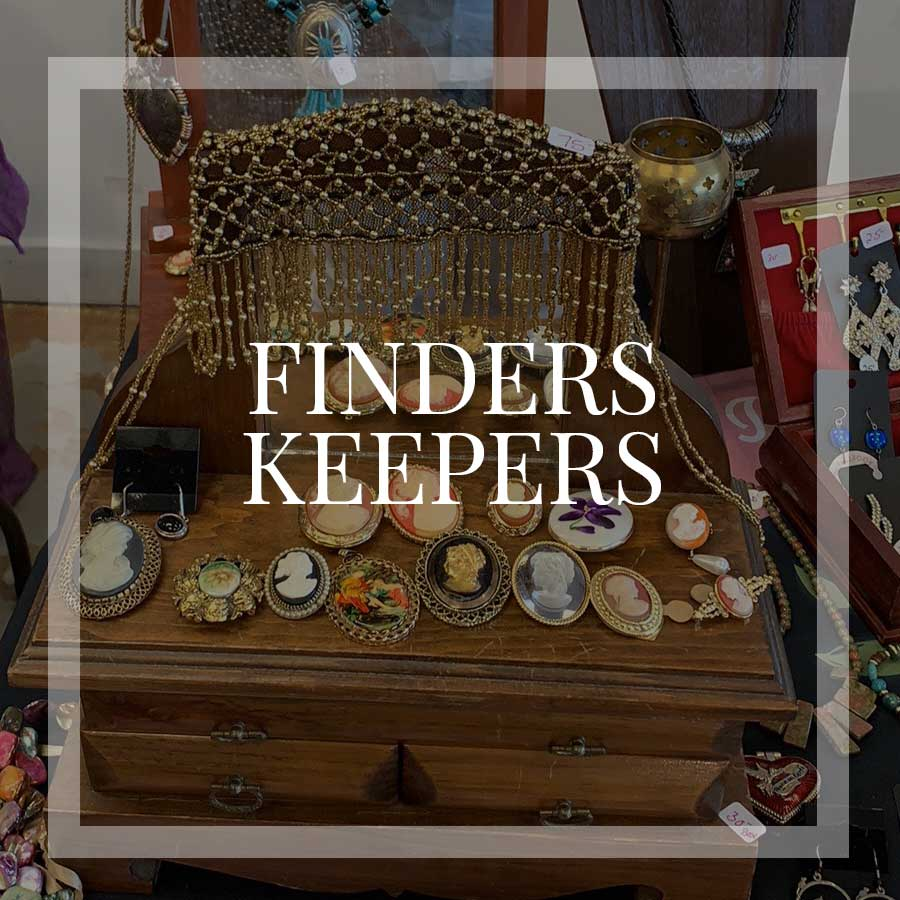 Finders Keepers Unique Finds
